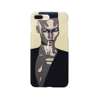 GRACE JONES Smartphone cases