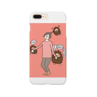 「か、勘弁して〜」 Smartphone cases