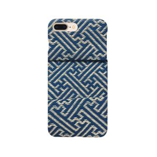 紗綾形3段img Smartphone cases