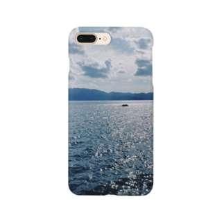 懐かしい海 Smartphone cases