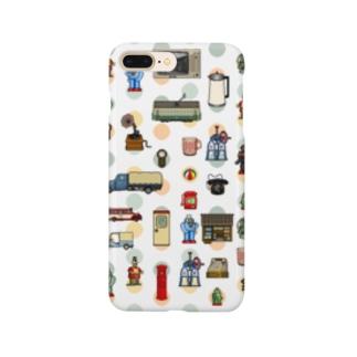 昭和レトロいろいろ Smartphone cases