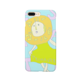 マリーゴールド Smartphone cases
