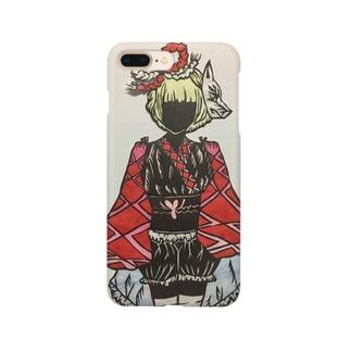座敷童子 Smartphone cases