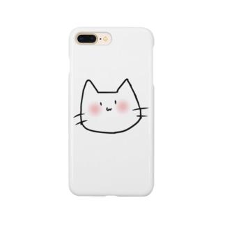 てきとうねこ Smartphone cases