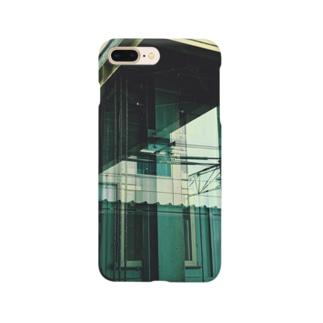 世界、青 Smartphone cases