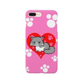 なう猫 Smartphone cases