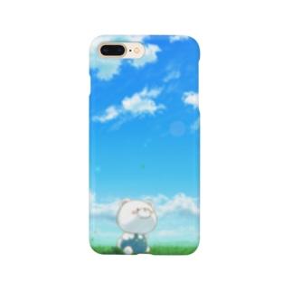 ふぁぼと土手 Smartphone cases