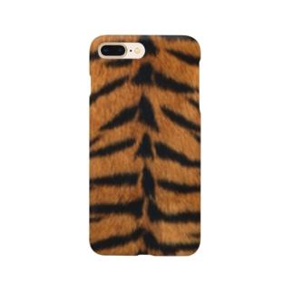 *tiger柄* Smartphone cases