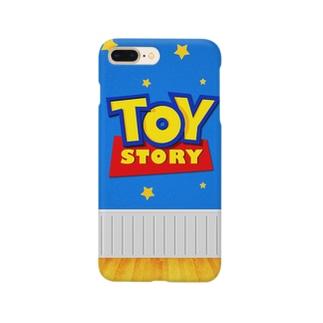 トイストーリー Smartphone cases