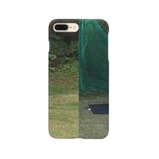 にゃんお Smartphone cases