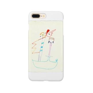 「久しぶりやなあ」 Smartphone cases