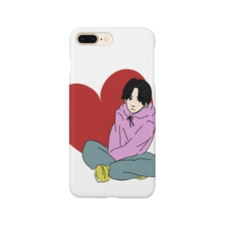 イマドキくん Smartphone cases