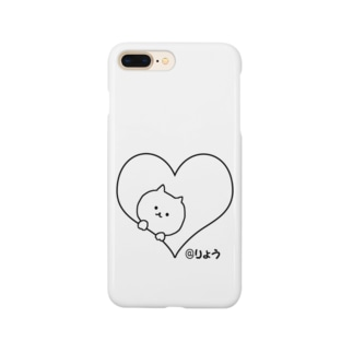 ぴぃかんのりょうくん Smartphone cases