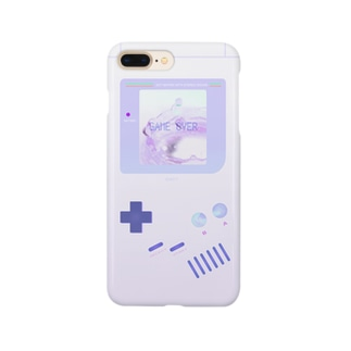GAME OVER #Blue Smartphone cases