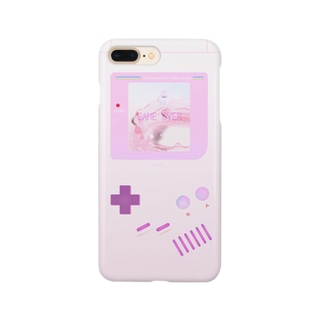 GAME OVER #Pink Smartphone cases
