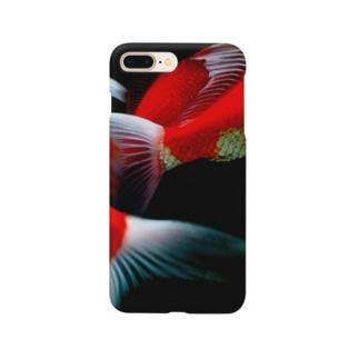 錦鯉の鰭 Smartphone cases