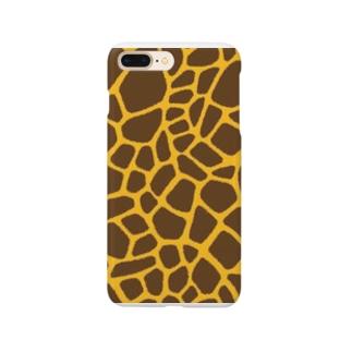 giraffe スマートフォンケース