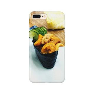 ウニ君  お寿司 スマートフォンケース