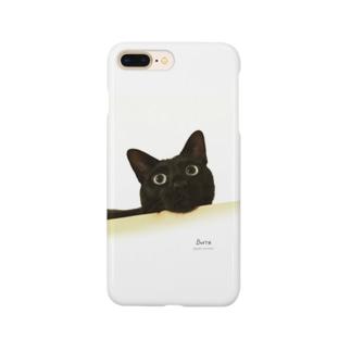 まんまるお目目のびっちゃん Smartphone cases