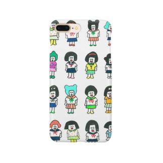 iphone case ハイスクールガールズ スマートフォンケース