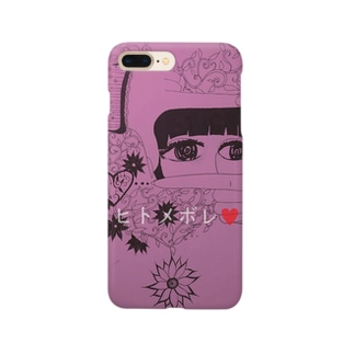 ひとめぼれ♥ Smartphone cases