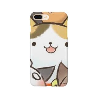 ねこねこグッズ Smartphone cases