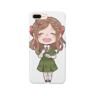 ちびキャラグッズ Smartphone cases