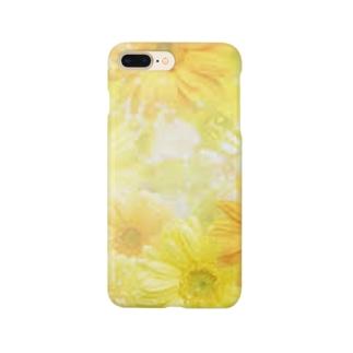 ヒマワリグッズ Smartphone cases