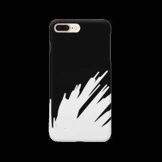 YUの飛沫 Smartphone cases