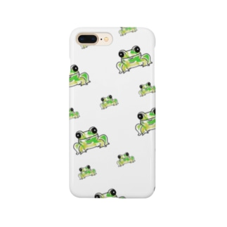 カエルの集い🐸 Smartphone cases
