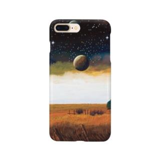 宇宙船地球号・プレーリー平原 Smartphone cases
