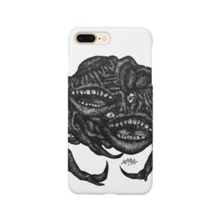 代々木の怪物 Smartphone cases