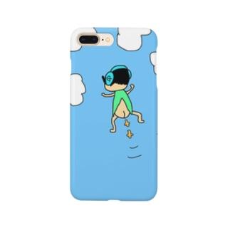 カナブンケース Smartphone cases