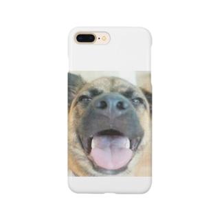 スッポン犬 Smartphone cases