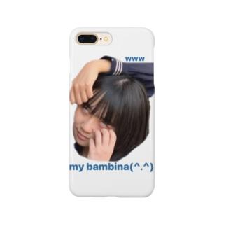 マイバンビーナ Smartphone cases