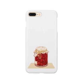 ストロベリージャム Smartphone cases
