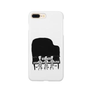 ピアノトリオ Smartphone cases