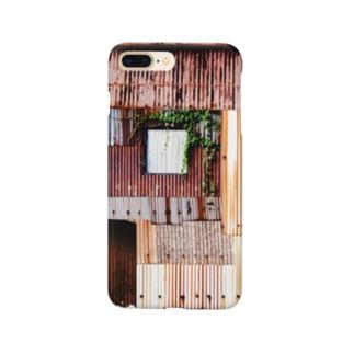 トタンパッチワーク Smartphone cases