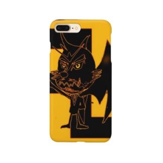 ドラッキュラーβ Smartphone cases