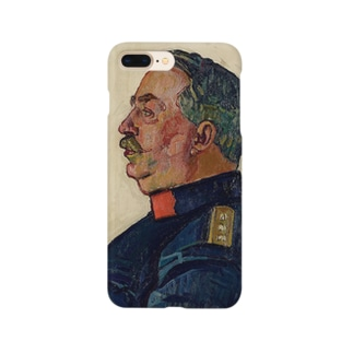Portrait of General Ulrich Wille Smartphone cases