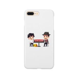 かしまくんといとうくんメインビジュアル Smartphone cases