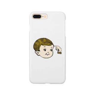 男の子 Smartphone cases