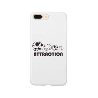 ごあいさつ Smartphone cases