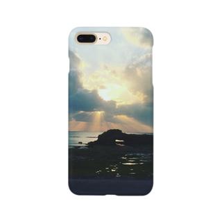 ソラクモ〜天使の翼〜 Smartphone cases