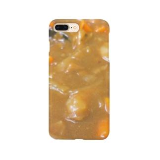 母ちゃんのカレー Smartphone cases