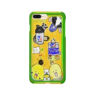 いんこたち Smartphone cases