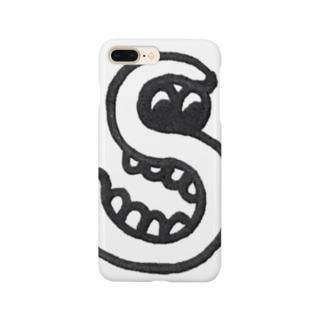 """yurumoji """"S"""" Smartphone Case"""