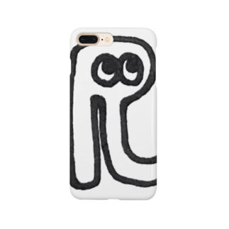 "yurumoji ""R"" Smartphone Case"
