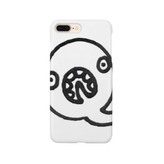 """yurumoji """"Q"""" Smartphone Case"""