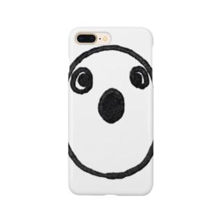 """yurumoji """"O"""" Smartphone Case"""